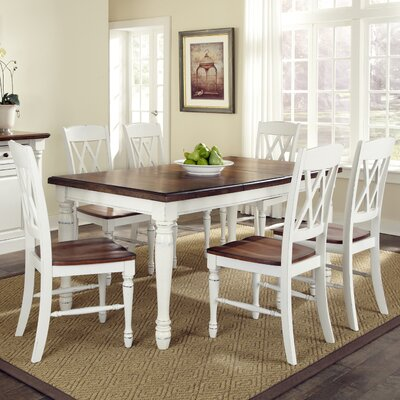 August Grove Shyanne 7 Piece Dining Set