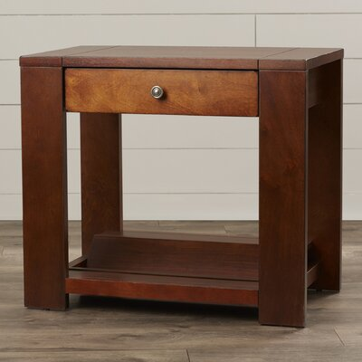 August Grove Taylor End Table