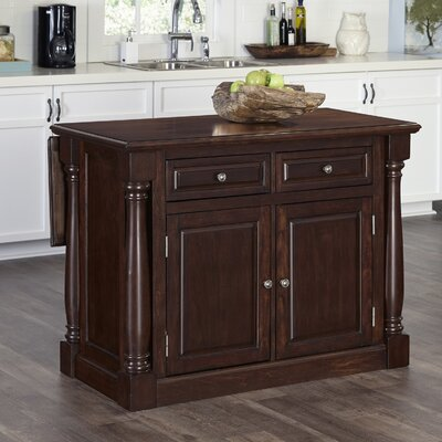August Grove Shyanne Kitchen Island