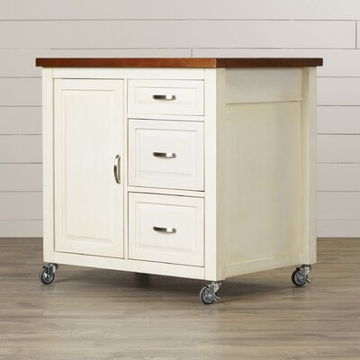 Loon Peak Huerfano Valley Kitchen Cart