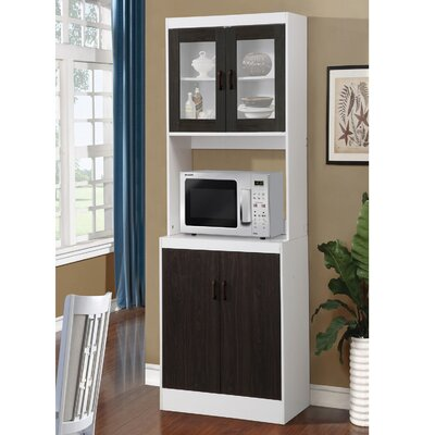 August Grove Elva Kitchen Cart