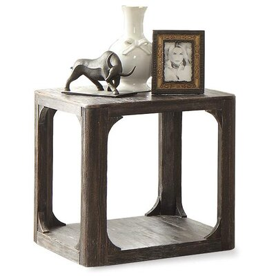 August Grove Rafeala Square End Table