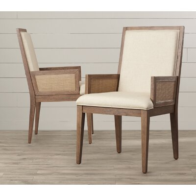 August Grove Lyons Arm Chair (Set of 2)