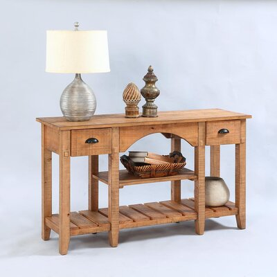 August Grove Oliver Console Table
