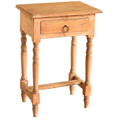 August Grove Nonie Cottage End Table