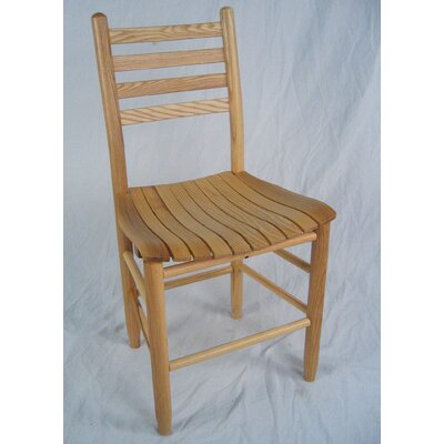 August Grove Janelle Adult Slat Seat Side Chair