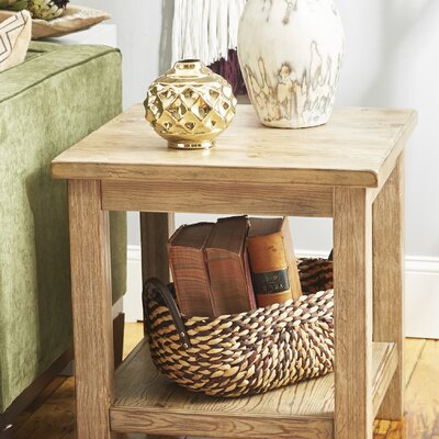 August Grove Flores End Table