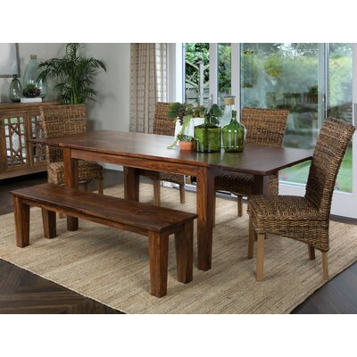 August Grove Magnolia Extendable Dining Table