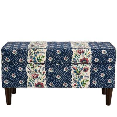 August Grove Nena Cotton Upholstered Stor..