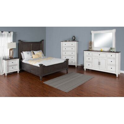 August Grove Panel Customizable Bedroom Set