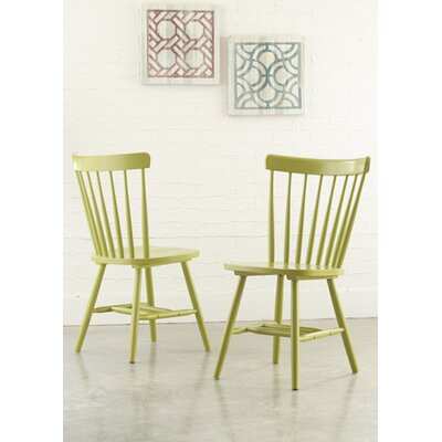 August Grove Jessamine Side Chair (Set of 2)