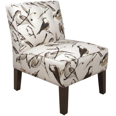 Alcott Hill Rarden Slipper Chair