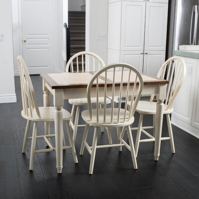 August Grove Russell 5 Piece Dining Set