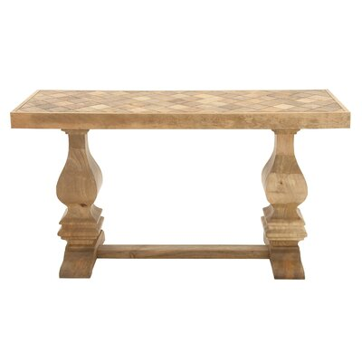 One Allium Way Lincoln Console Table
