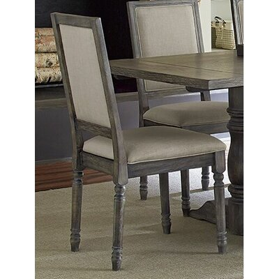 One Allium Way Snellville Parsons Chair (Set of 2)