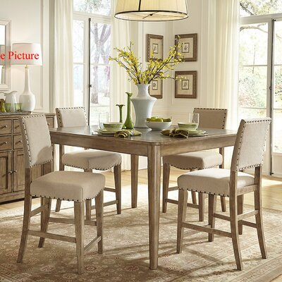 One Allium Way Saguenay 5 Piece Dining Set