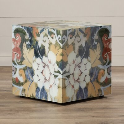 One Allium Way Alix Chairside Table