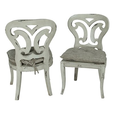 One Allium Way Greenville Side Chair (Set of 2)