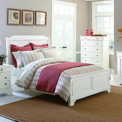Beachcrest Home Mission Bay Panel Bed