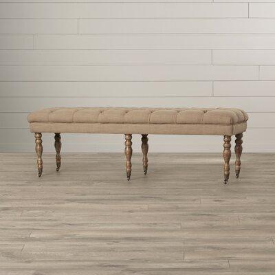 One Allium Way Hookton Wood Bedroom Bench