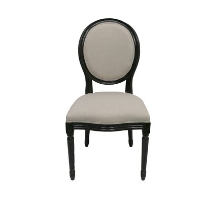 One Allium Way Champaign Side Chair (Set of 2)