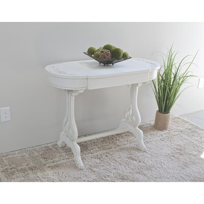 One Allium Way Fordville Writing Desk wit..