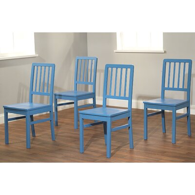 One Allium Way Carolina Side Chair (Set of 4)
