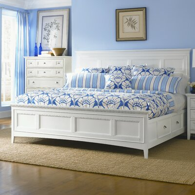 Beachcrest Home Windham Platform Bed