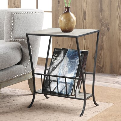 Beachcrest Home Edgewood End Table