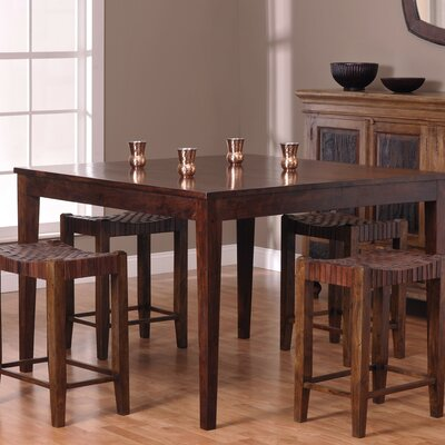 World Menagerie 5 Piece Counter Height Dining Set