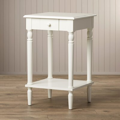 Charlton Home Carlisle End Table