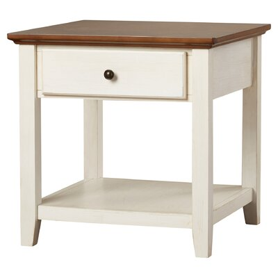 Beachcrest Home Willow End Table