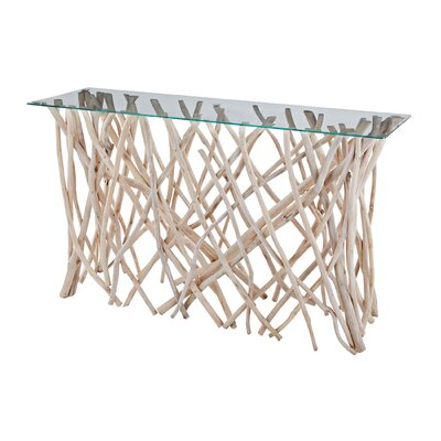 Beachcrest Home Wahneta Console Table