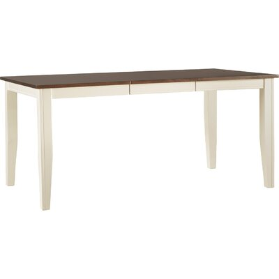 Beachcrest Home Broward Extendable Dining Table