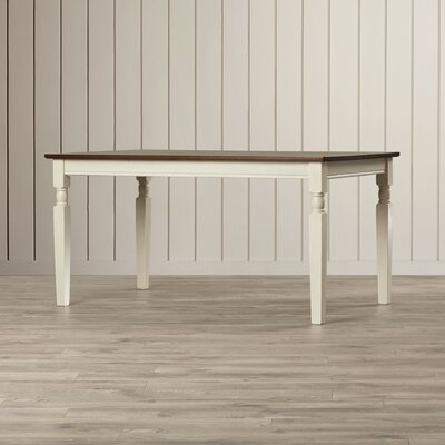 Beachcrest Home Magellan Dining Table