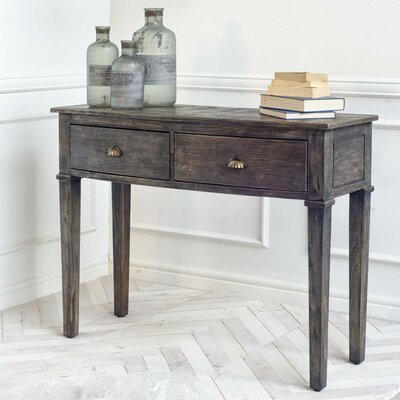 Beachcrest Home Stoddard Console Table