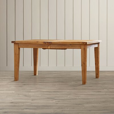 Beachcrest Home Gracie Extendable Dining Table
