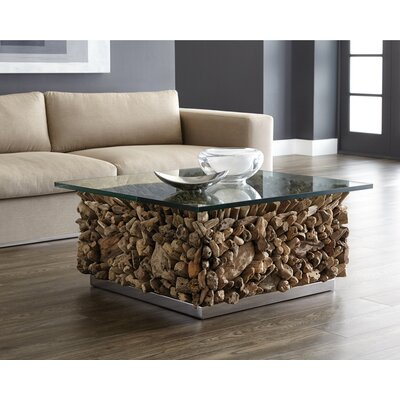 Beachcrest Home Burnham Coffee Table