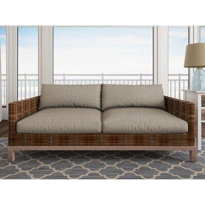 Beachcrest Home Yardley Modern Sofa