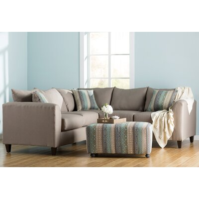 Beachcrest Home Janet Sectional