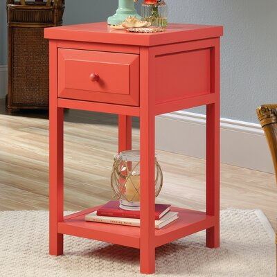 Beachcrest Home Maquoit Side Table
