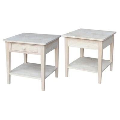 Beachcrest Home Gramercy End Table