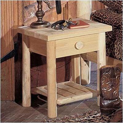 Loon Peak Lonato 1 Drawer Nightstand
