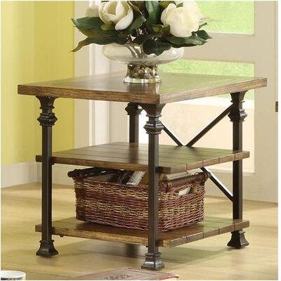 Loon Peak Langston End Table