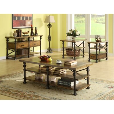 Loon Peak Langston Coffee Table Set