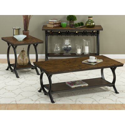 Loon Peak Red Cliff Coffee Table