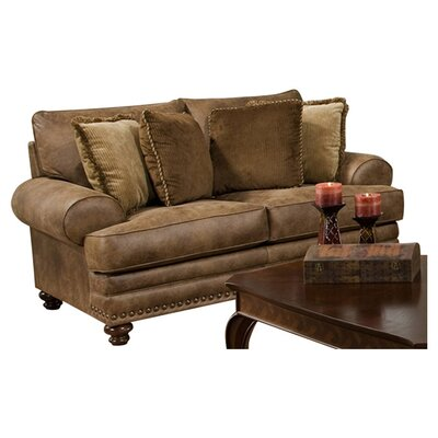 Loon Peak Claremore Loveseat