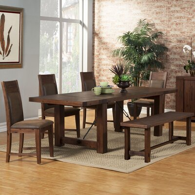 Loon Peak Piumafua 6 Piece Dining Set