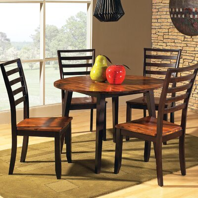 Loon Peak Matterhorn 5 Piece Dining Set