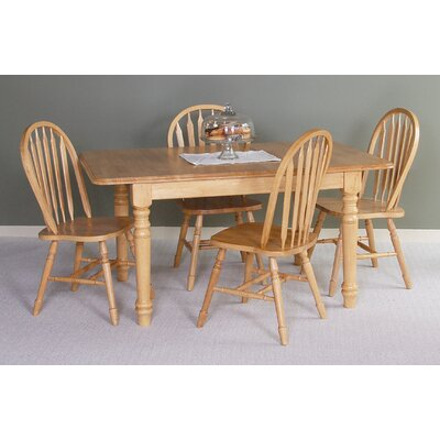 Sunset Trading Sunset Selections 5 Piece Dining Set